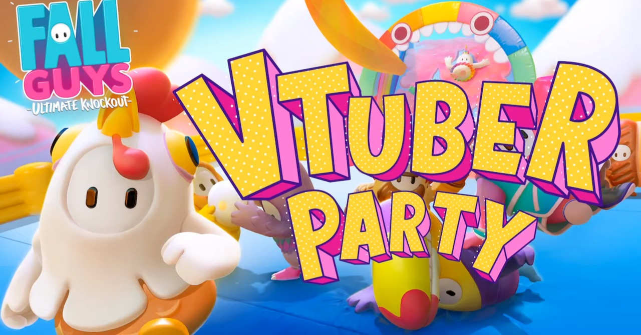 Fall Guys Vtuber PARTY大盛況で終了!優勝を手にしたのは!?