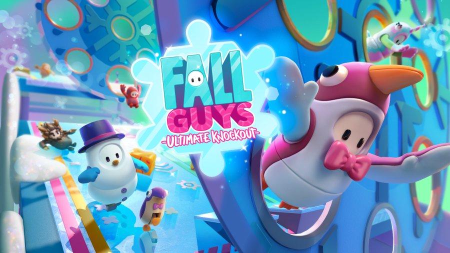 Fall Guys シーズン3情報が! 次はペンギン!? 雪国の世界!?